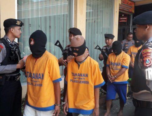 Beraksi di 6 TKP, Residivis Curanmor Di Bekuk Polisi