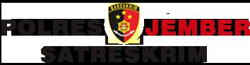 Satreskrim Polres Jember Logo