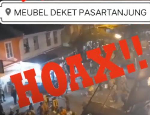 """jarimu harimaumu"", Akibat posting berita Hoax, penjual bakso keliling ditangkap Polisi"
