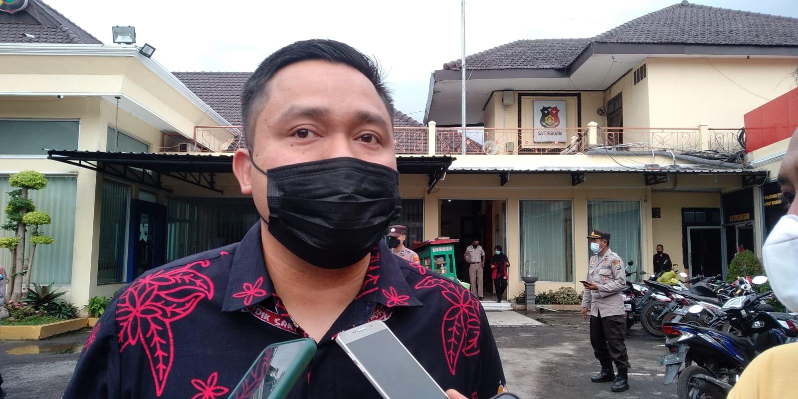 Satreskrim Polres Jember Tetapkan 2 Orang Tersangka Korupsi Proyek Pasar Balung