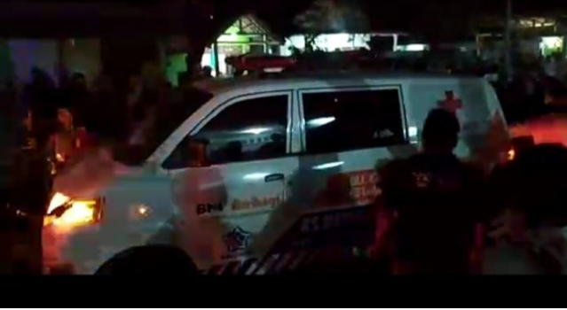 Rusak Ambulance dan Rebut Jenazah Covid 19, 3 Orang Jadi Tersangka